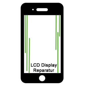 LCD-Display-Reparatur
