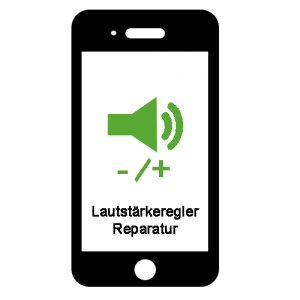 Lautstärkernregler-Reparatur