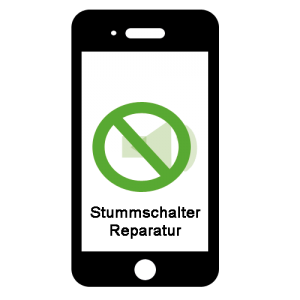 Stummschalter-Reparatur