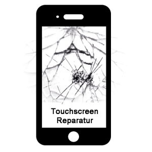 Apple iPhone X Display-Touchscreen Reparatur